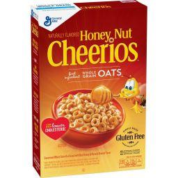 General Mills Honey Cheerios 680gr