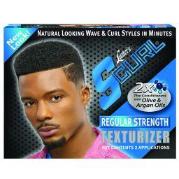 Scurl Textrizer Kit 2 App. Regular Strength