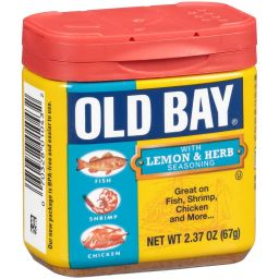 Old Bay Lemon & Herb Seasoning 67gr