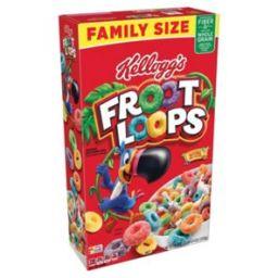 Kellogg's Froot Loops 550gr