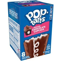 Kellogg's Pop-Tarts Frosted Chocolate Cupcake 384gr