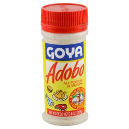 Goya Adobo with Pepper 8oz