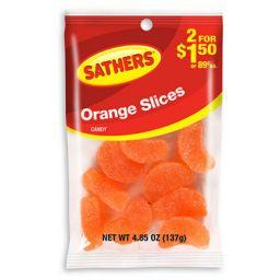 Sathers Orange Slices 137gr