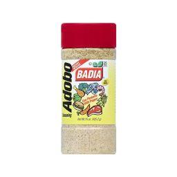 Badia Adobo with Pepper 15oz