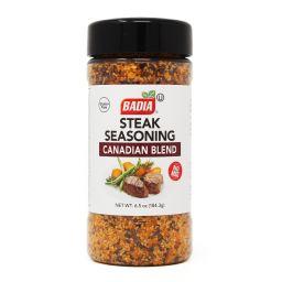 Badia Steak Seasoning 6.5oz  (184.3g)