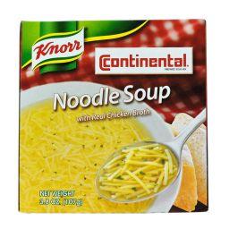 Knorr Continental Noodle Soup 107gr