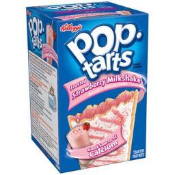 Kellogg's Pop-Tarts Frosted Strawberry Milkshake 13.5oz (384g)