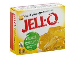 Jello Island Pineapple 3oz (85g)