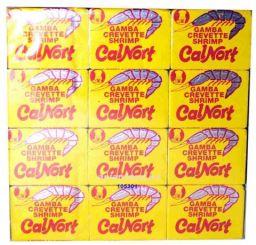 Calnort Shrimp Bouillon Cubes 36 x 10gr