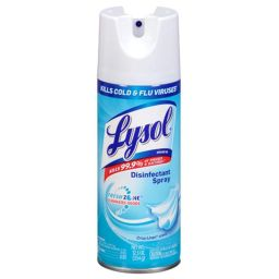 Lysol Disinfectant Spray Crisp Linen 12.5oz