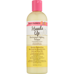Aunt Jackie's Girl Heads Up Moisturizing & Softening Shampoo 12oz (355ml)