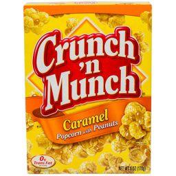 Crunch 'N Munch Caramel 99gr