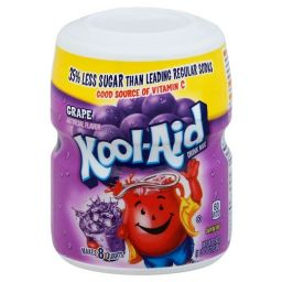 Kool-Aid Powder - Grape 19oz (538g)