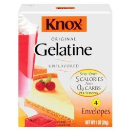 Knox Gelatin 28gr