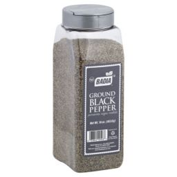 Badia Ground Black Pepper 16oz (453.6g)