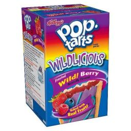 Kellogg's Pop-Tarts Frosted Wild Berry 384gr