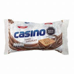 Casino Koekjes Chocolate 1.8oz (51g)