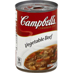 Campbell's Vegetable Beef 10.5oz (298g)