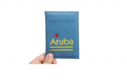 Aruba Paspoorthoesje
