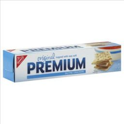 Nabisco Premium Saltine Crackers 4oz