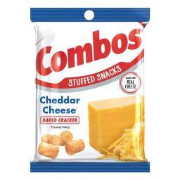 Combos Cheddar Cheese Cracker 6.3oz (178.6g)