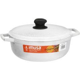 Imusa Caldero Gegoten ijzer Pan 3,5 Liter