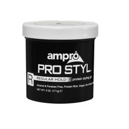 Ampro Protein Styling Gel Regular 15oz (426g)