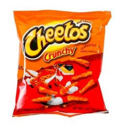 Cheetos Crunchy 35gr / 1.25oz
