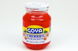 Goya Cherries 6oz