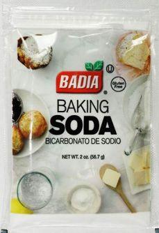 Badia Baking Soda 2oz (56.7g)