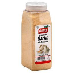 Badia Garlic Granulated 1.5lb (680.4g)