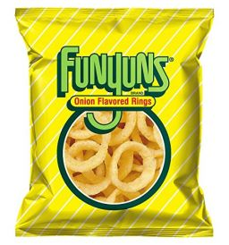Funyuns Onion Flavored Rings 21gr - Klein