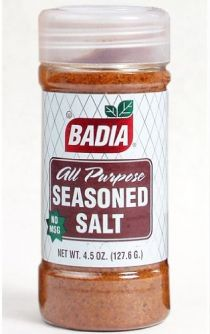 Badia All Purpose Seasoned Salt 4.5oz