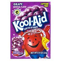 Kool-Aid Grape zakje 0.14oz (3.9g)