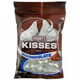 Hershey's Kisses Milk Chocolate 150gr