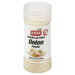 Badia Onion Powder 2.75oz (78.0g)