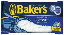 Bakers Angel Flake Coconut 7oz