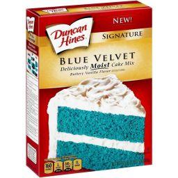Duncan Hines Blue Velvet 468gr