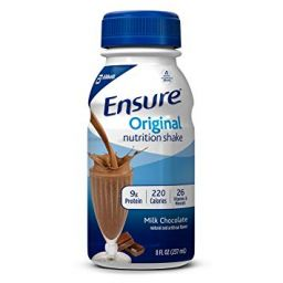 Ensure Original 8oz (237ml) - Chocolate