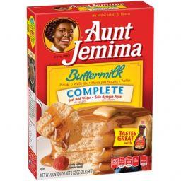Aunt Jemima Pancake Mix Buttermilk Complete 907gr