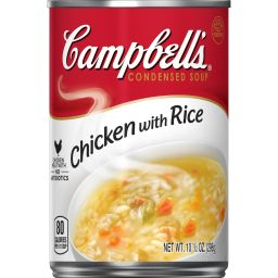 Campbell's Condensed Chicken with Rice 10.5oz (298g)