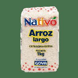 Goya Nativo Arroz Largo 1kg