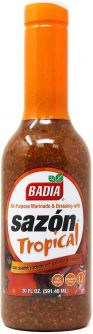 Badia Tropical Marinade 20oz (591.48ml) - Oranje