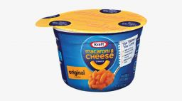 Kraft Mac And Cheese Dinner Cup 58gr