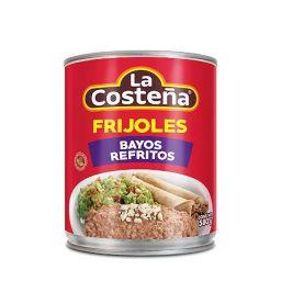 LA COSTEÑA FRIJOLES BAYOS REFRITOS 20.45oz (580g)