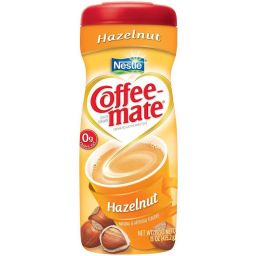 Coffee Mate Hazelnut 15oz (425.2g)