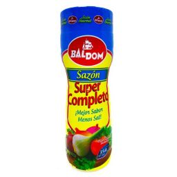 Sazon Ranchero Baldom - Super Completo 9oz