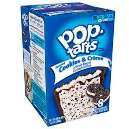 Kellogg's Pop-Tarts Cookies and Creme 13.5oz (384g)