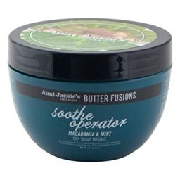 Aunt Jackie's Butter Fusions Soothe Operator 8oz (227g)