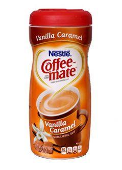 Coffee Mate Vanilla Caramel 425.2gr